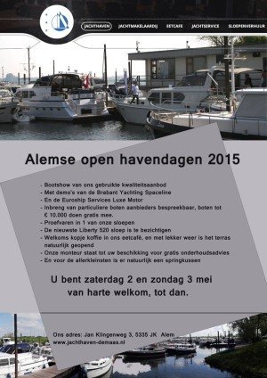 Open haven dagen 2015